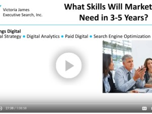 What Skills Marketers Will Need in the Next 3-5 Years