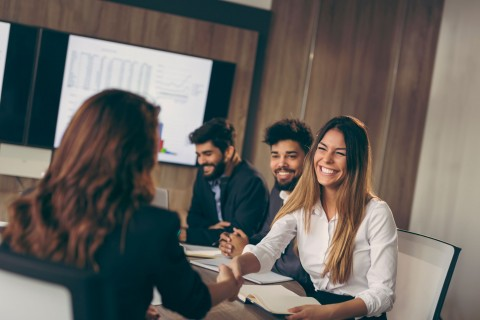 Candidate who had employment gaps in resume happy after being hired in interview
